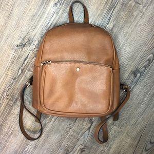 Lauren Conrad LC Brown Purse Backpack
